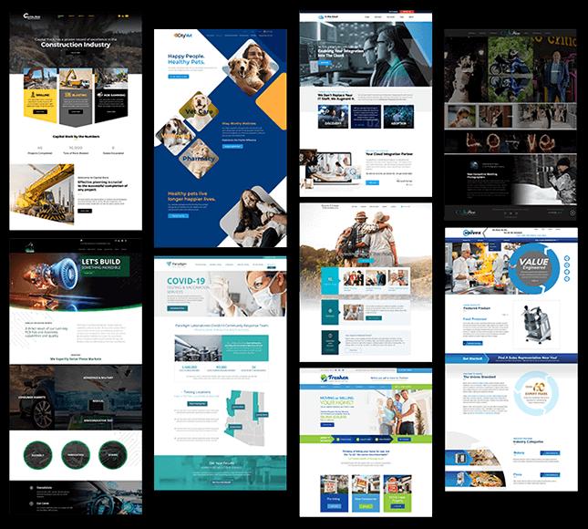 CleverLight Web Design and Development Company